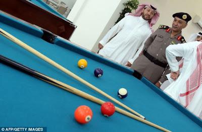 Arab Saudi Punyai Penjara Termewah Di Dunia