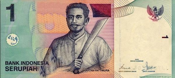 Rencana Ubah Uang Rp 1.000 ke 1 Rupiah