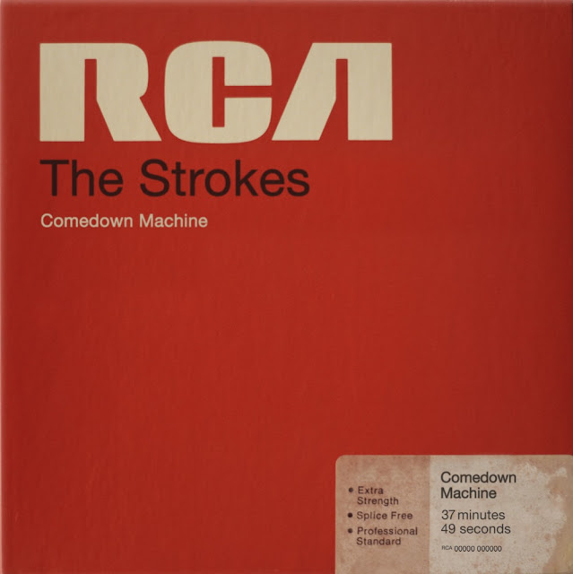 The Strokes - Comedown Machine - Copertina Tracklist traduzioni testi video download