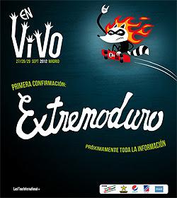 El Festival En Vivo se celebrará del 27 al 29 de septiembre en Madrid