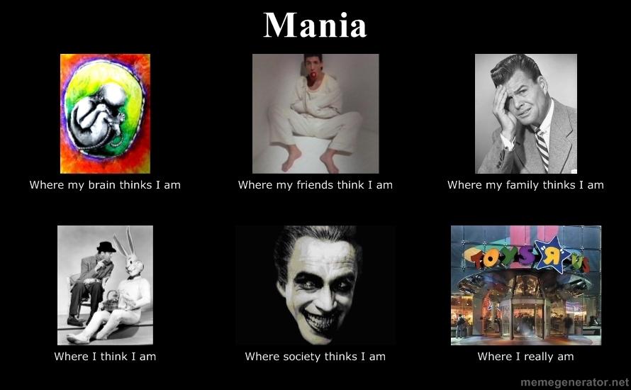 FUN: Let's make bipolar Memes!