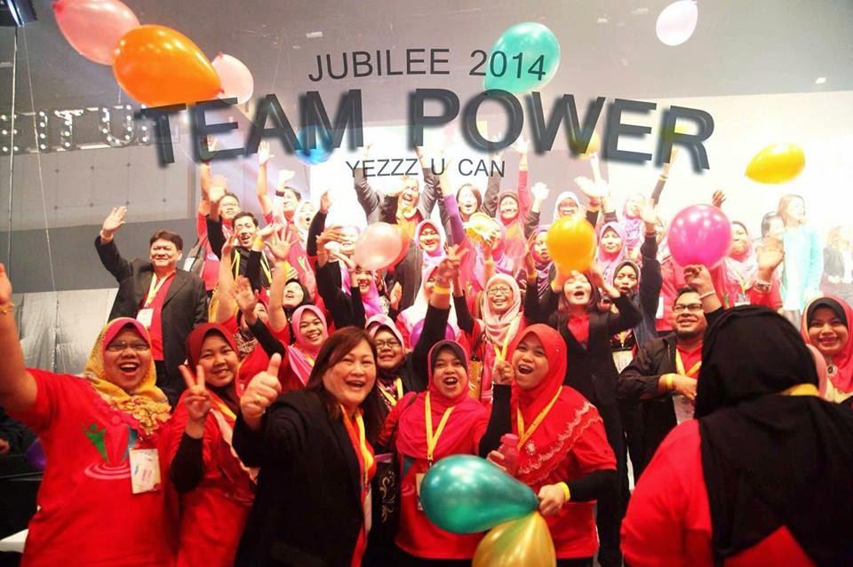 Jubilee 2014