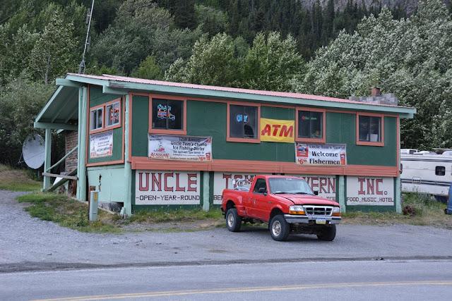 Chitina Alaska Uncle Tom