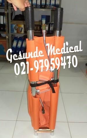 Toko alat kesehatan Gesunde Medical menjual tandu lipat untuk ...
