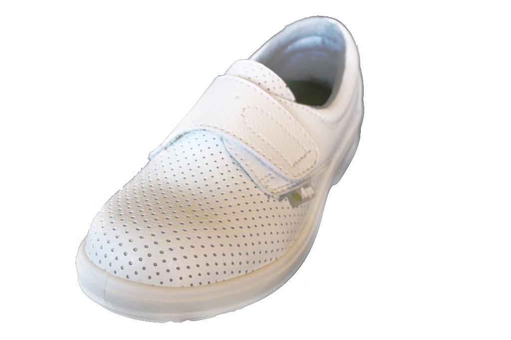 blanco perforado perforado Zapato perforado sector sector blanco Zapato blanco sanitarioRefRTL032VIANA sanitarioRefRTL032VIANA Zapato QxBtshCrd