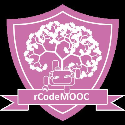 Badge rCodeMooc