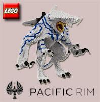 Pacific Rim: Lucha entre Kaijus y Jaegers hecha con Lego