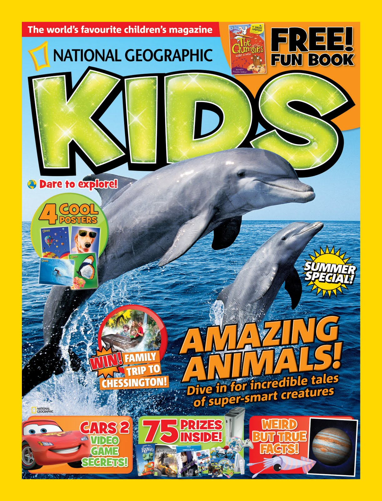 Free magazines by mail for kids