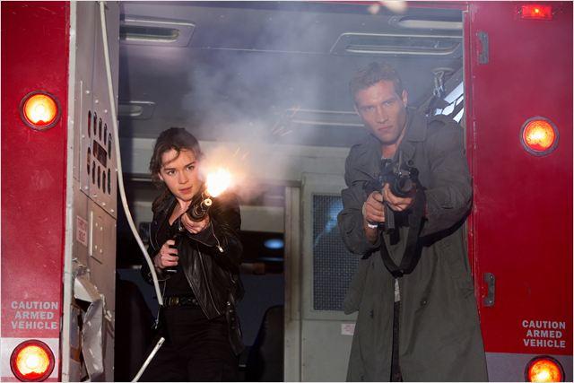 Los nuevo Sarah Connor y Kyle Reese de Terminator: Génesis