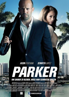Parker (2013) Movie Poster