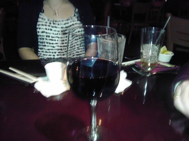 The Winos Wine Guide Pf Changs House Red Cabernet