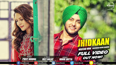 Jhidkaan-Mehtab-Virk-Mp3-download-lyrics-hd-video