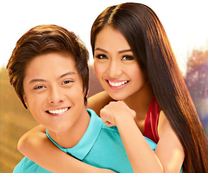 Kathryn and Daniel movie Must Be Love