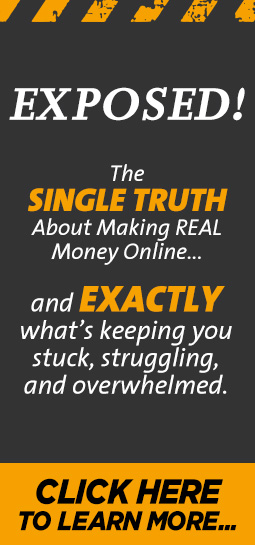 How to make money online..legitimately! No selling, no products, no calling.
