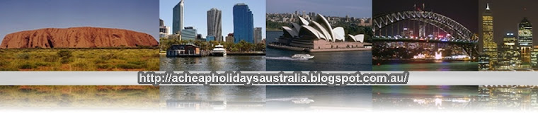 Cheap Holidays Australia | Cheap Holiday Packages Australia | Cheap Holidays in Australia