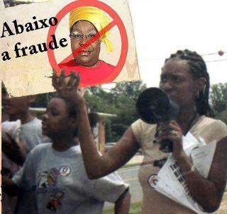 Angola: Manifestação antigovernamental em Benguela volta a ser adiada