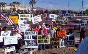 MONTHLY IMPEACH OBAMA RALLIES