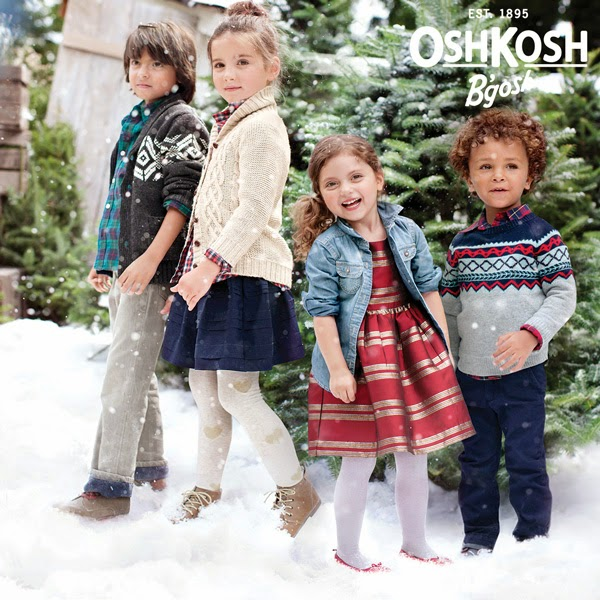 OshKosh B'gosh holiday