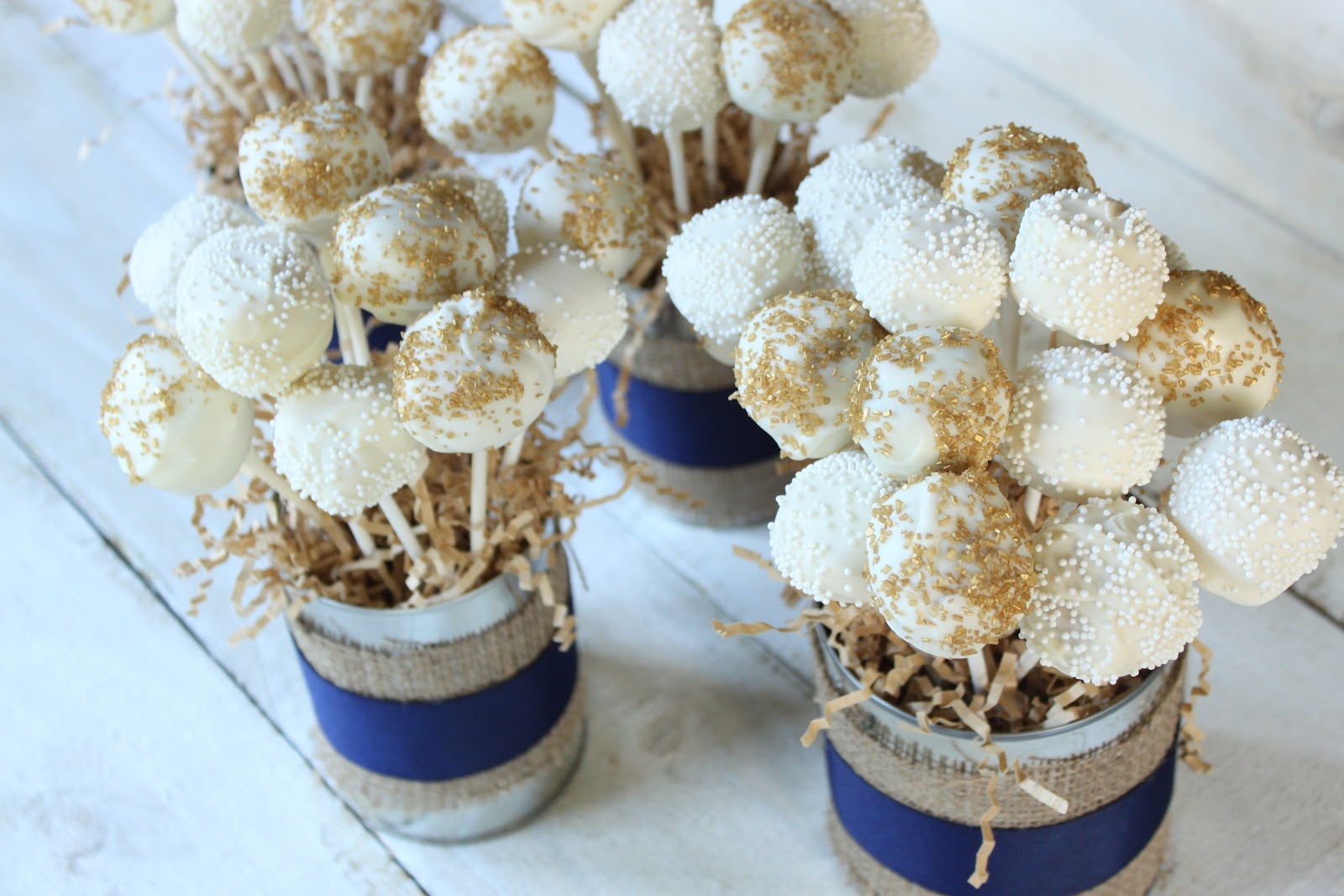 Crave Indulge Satisfy Rustic Cake Pops