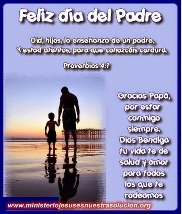 Frases y saludos para el dia del padre - con imagenes lindas y romanticas