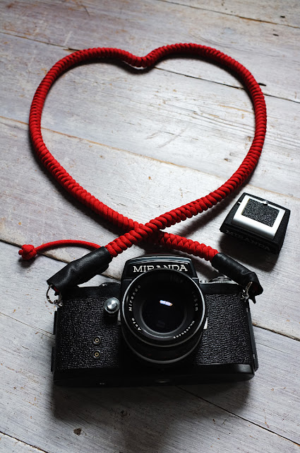 Miranda F camera with pentaprism and waist level finder photograph by Tim Irving