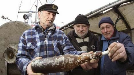 Encuentran en el mar el mensaje en botella más antiguo del mundo