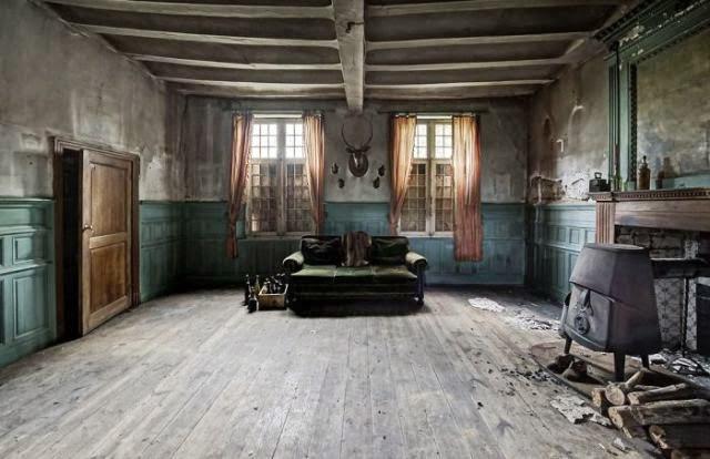 La misteriosa mansión abandonada de un médico alemán