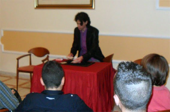 Pedro Bryce, Premio Ascanio 2013 3