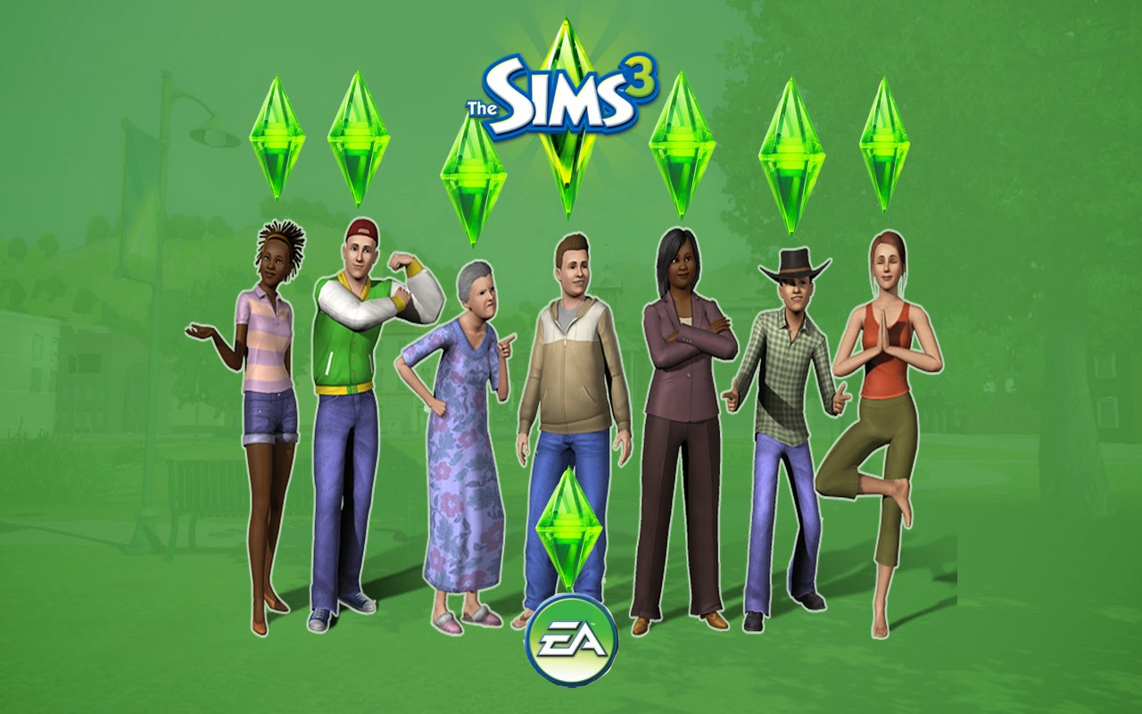 Sims 3 Free Download Game