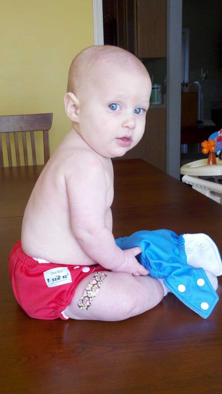 Cloth Diaper Revival: Favorite Things: Fuzzibunz Elite