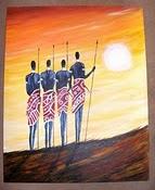 Consejo Masai...