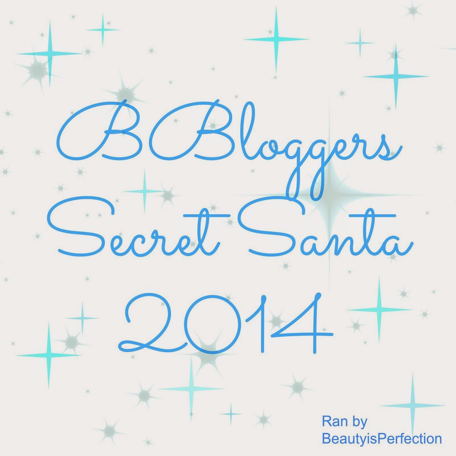 #bbloggerssecretsanta