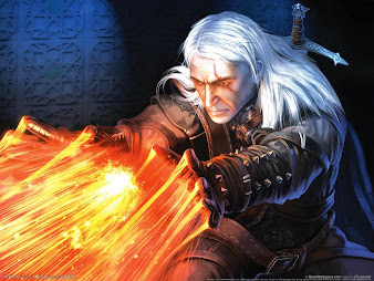 #16 The Witcher Wallpaper