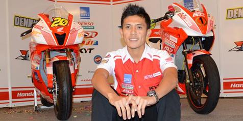 Pebalap Denny Triyugo Tewas dalam Insiden Indoprix Seri Ketiga