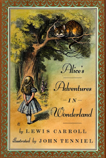 Alice's Adventures in Wonderland, Lewis Carroll, pays des merveilles