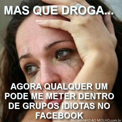 orkutização do facebook