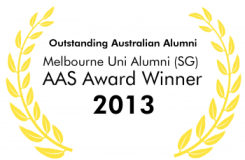 Outstanding Australian Alumni Association 2013