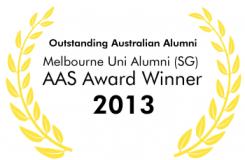 Outstanding Australian Alumni Association 2013