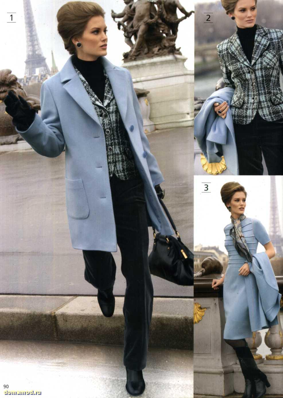 Французские женщины мода фото