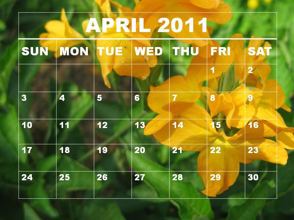 calendars 2011 april. april 2011 calendar template.
