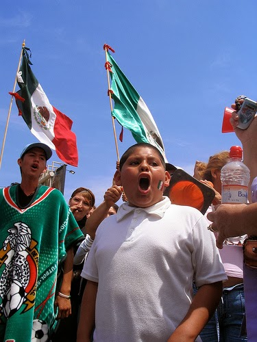 immigration reform, protests, mexican