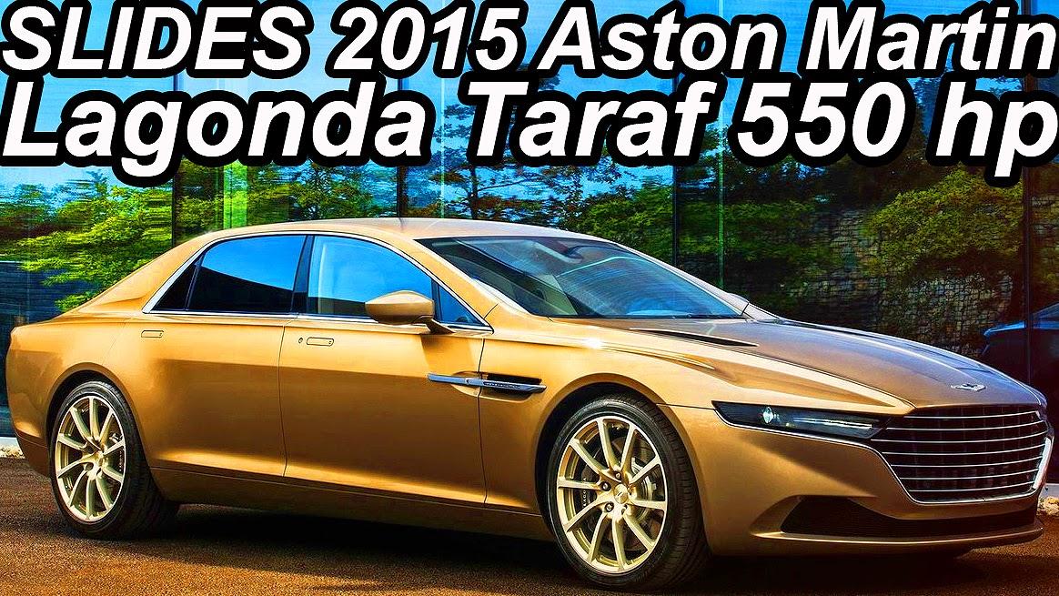Slides Aston Martin Lagonda Taraf 2015 60 V12 550 Cv 281 Kmh Carwp