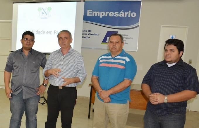 Macaíba: Empresários e prefeitura discutem melhorias para trânsito na cidade