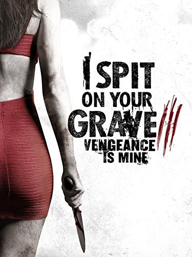I spit on your grave 3 poster