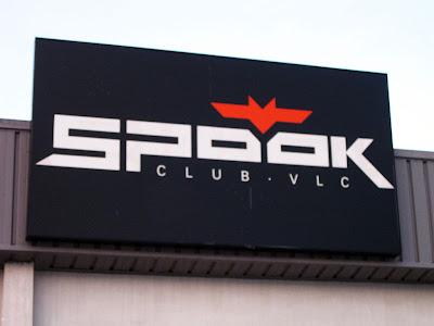 Festival electronica itinerante. Discoteca Sala Spook Club