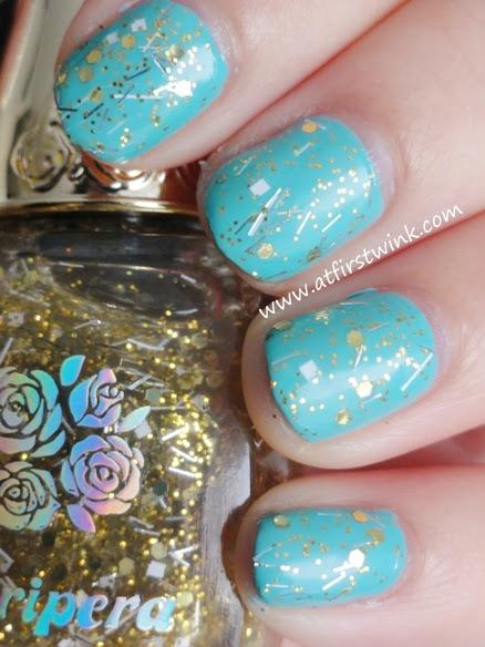 Peripera nail polish YE905