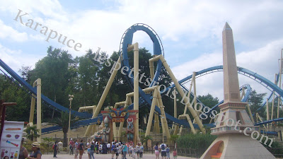 Oziris parc astérix