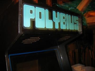 Recreación de la cabina de Polybius