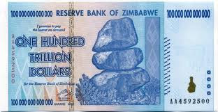 Inflation Was Just 65 Quindecillion Novemdecillion Percent A Year Followed By 107 Zeros Prices Doubled Everyday