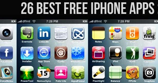 best apps on iphone